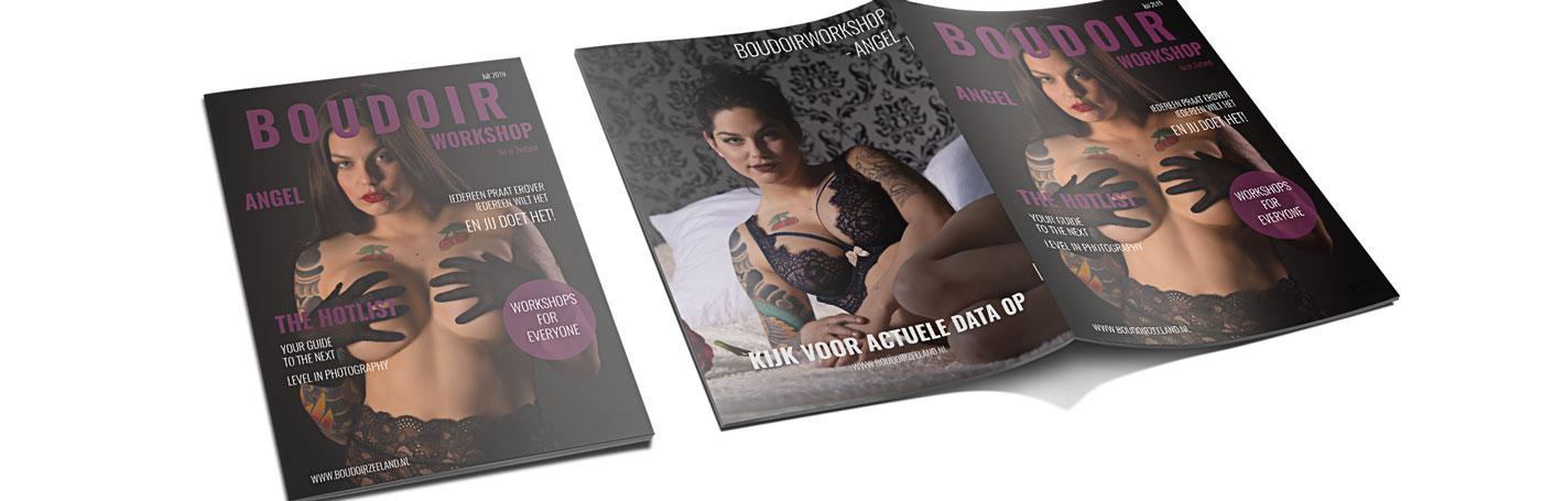 Model: Angel Boudoir
